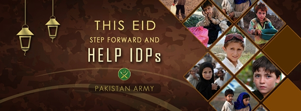 Army Social Media Cover Example