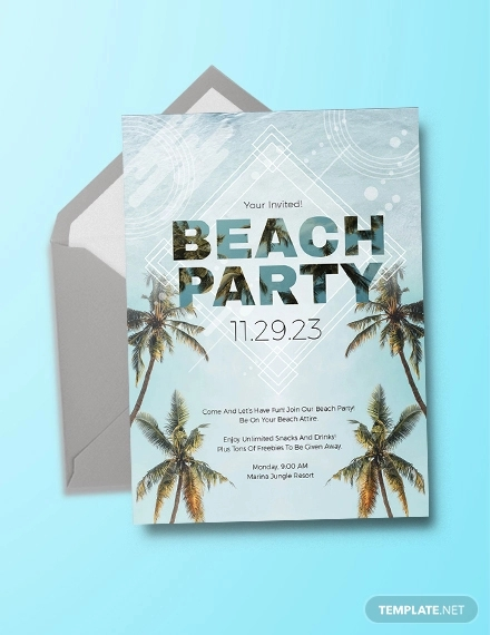 29 Invitation Examples Templates Design Ideas In Apple Pages