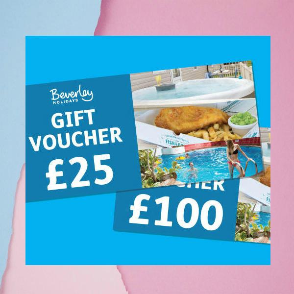 Beverley Holidays Gift Voucher