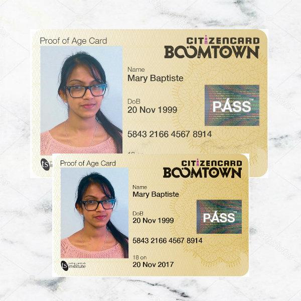 boomtown fair discounted id card