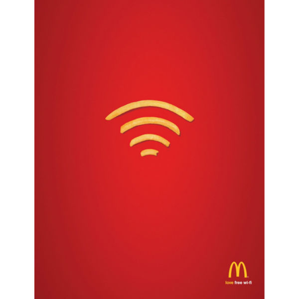 Business McDonald's Poster