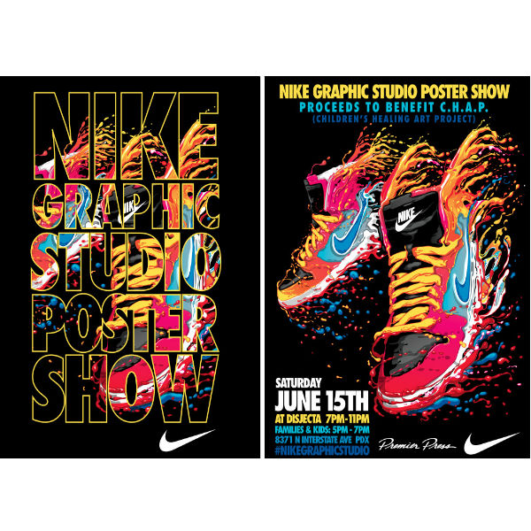 business nike poster