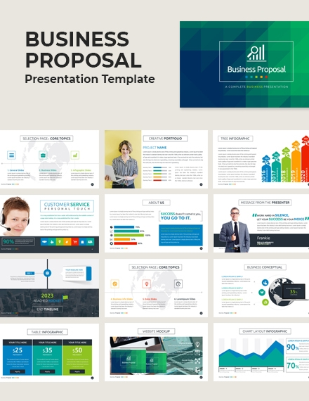 20 proposal examples templates in word pages publisher indesign