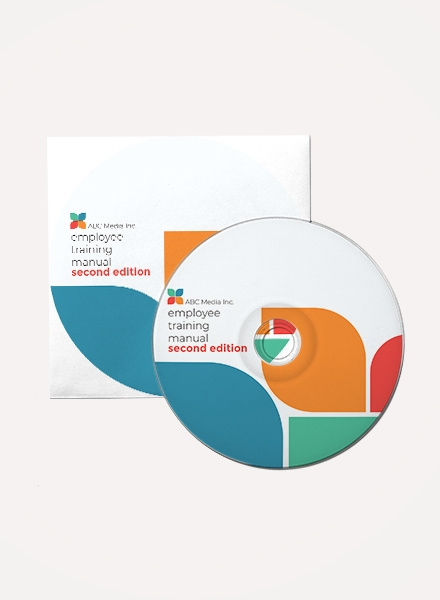 cd label mockup