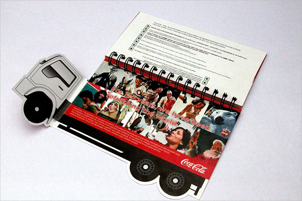 coca cola brochures