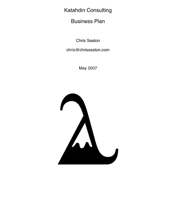 consulting business plan for marketing example1
