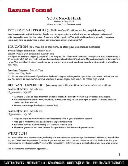 10  corporate resumes examples  templates in word  psd