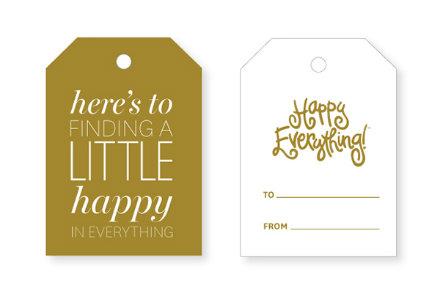 cute gift tag