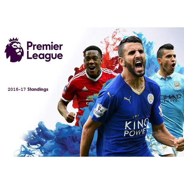 EPL Players Sports Poster