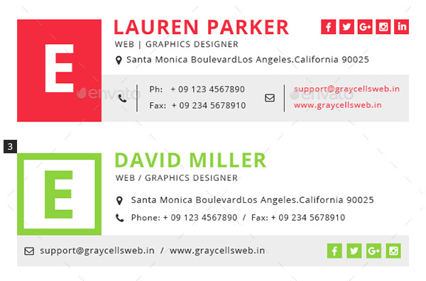 easy email signature example1