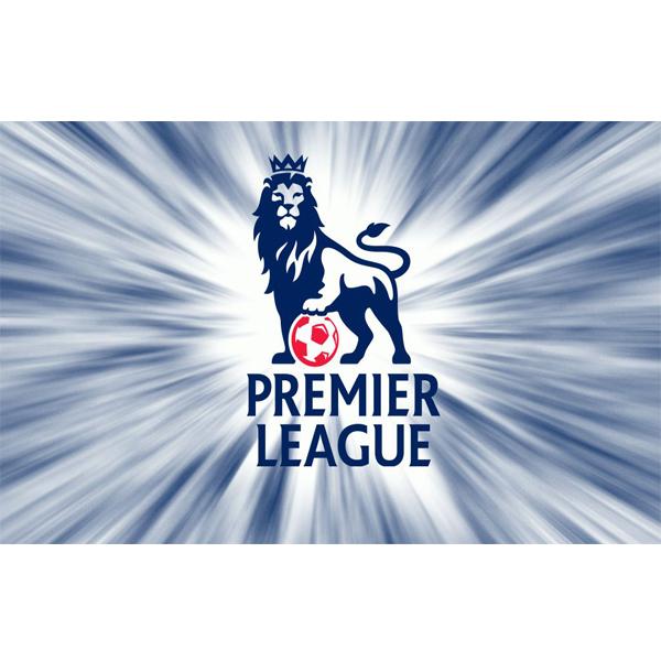 english premier league logo sports poster
