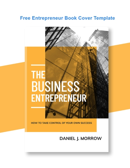 entrepreneur book cover example