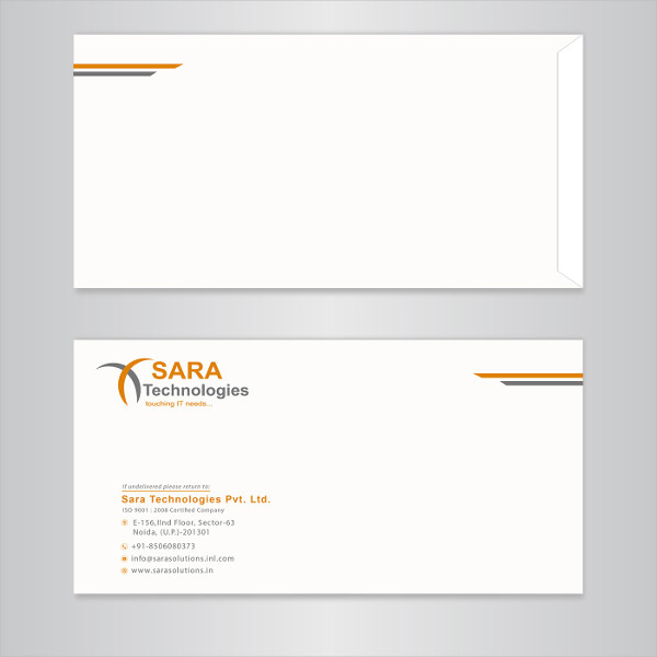 Envelope Example
