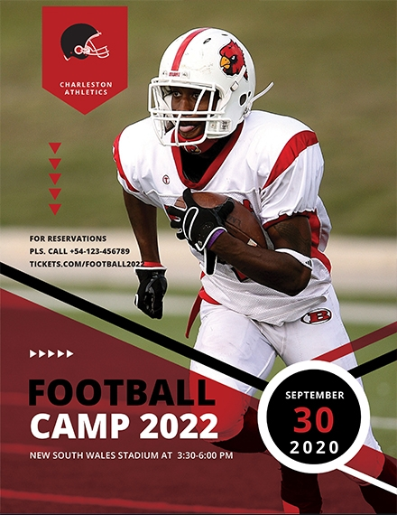 football camp design