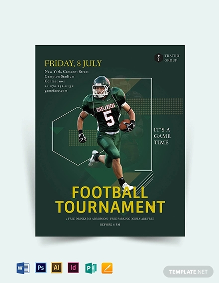 football game flyer1
