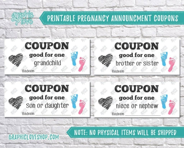 graphic love coupon example