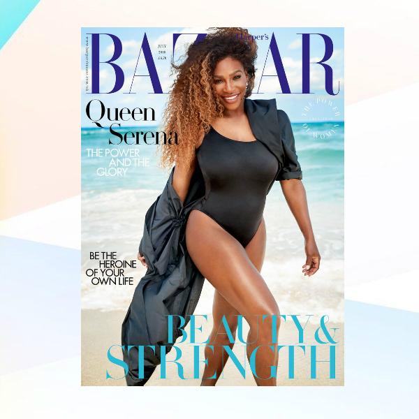 harpers bazaar magazine cover