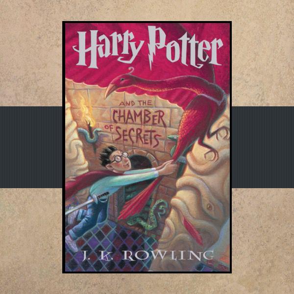 Harry Potter Children's Book Cover