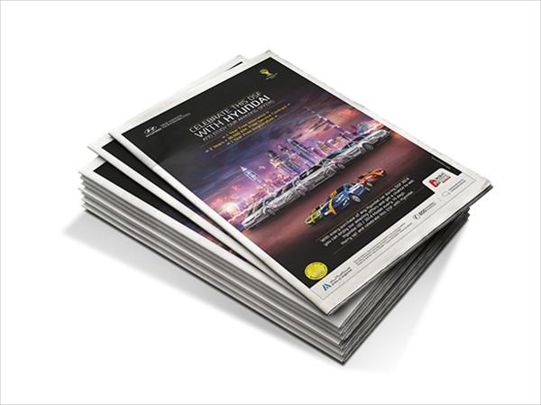 hyundai company brochure examples