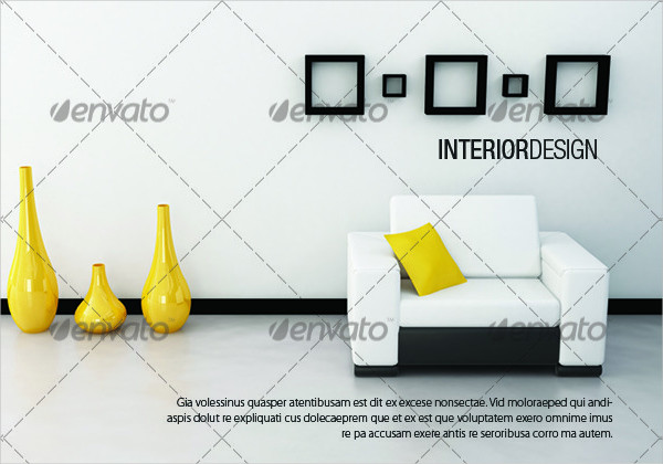 interior design pro business catalog example