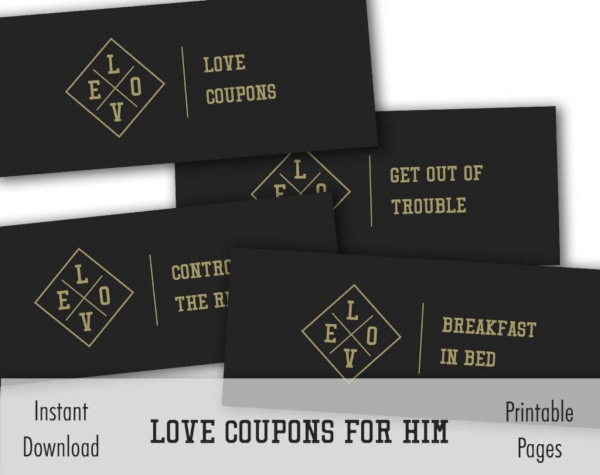 love coupons for him example