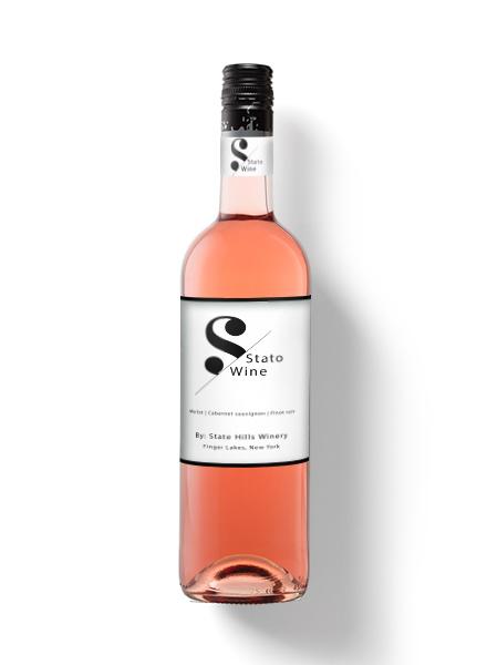 mini wine label