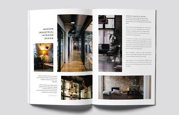 modern industrial home interior design catalog1