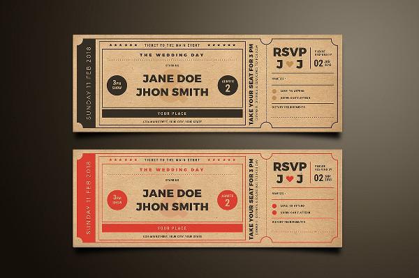 new cardboard cinema ticket example1