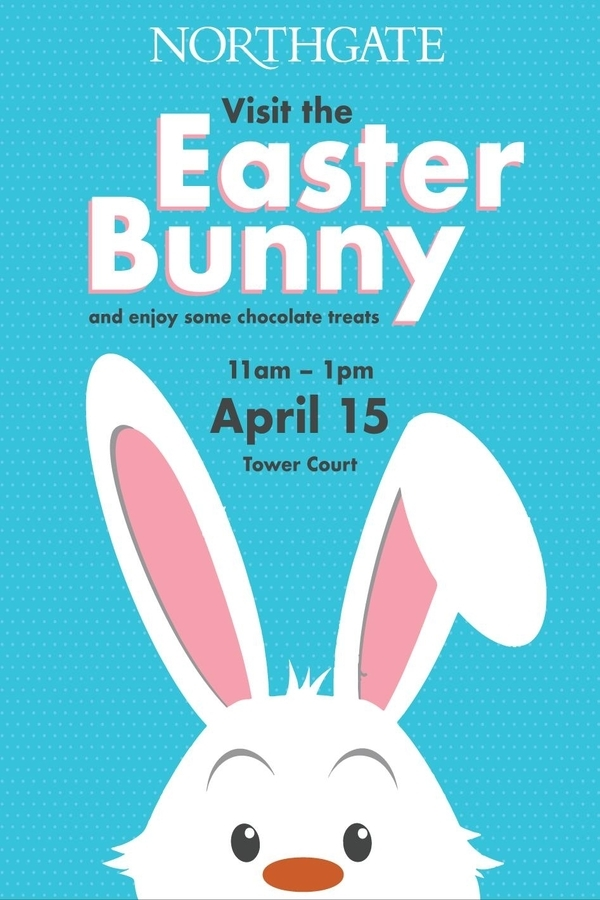 Northgate Easter Event Poster