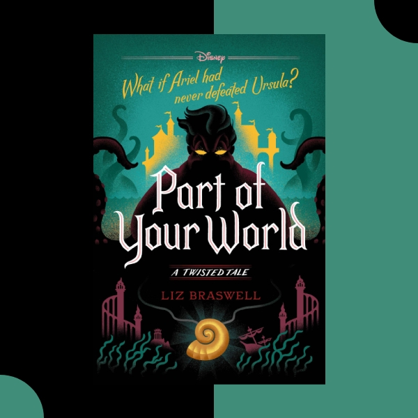 Part of Your World Children's Book Cover