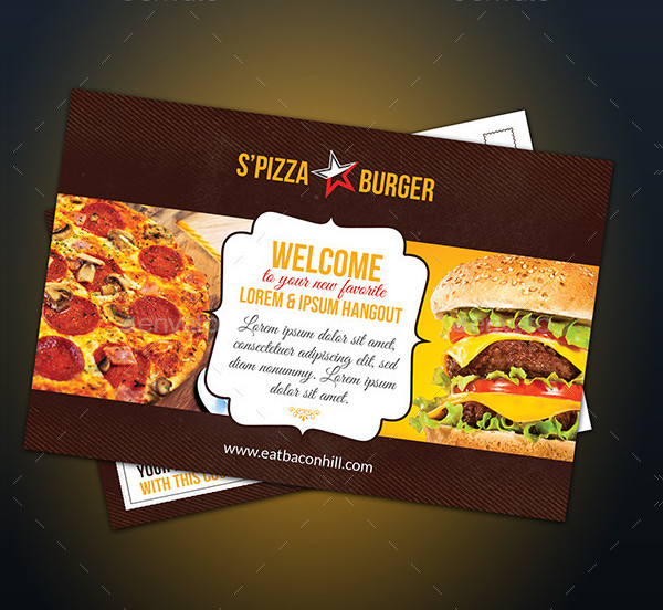 pizzeria discount coupon example