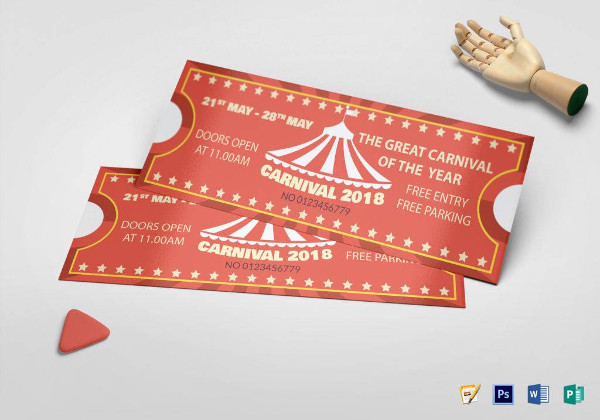 printable carnival ticket template1