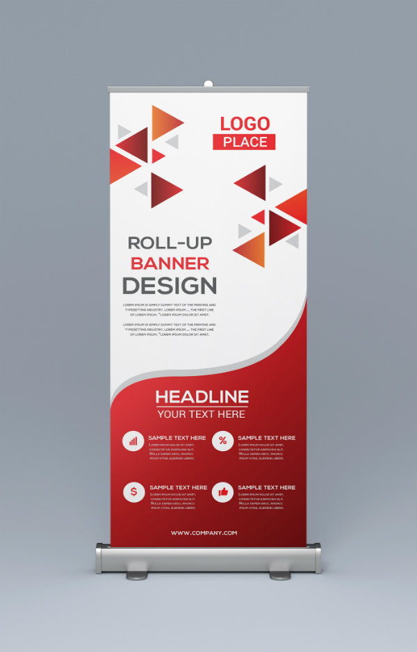 professional roll up banner example1