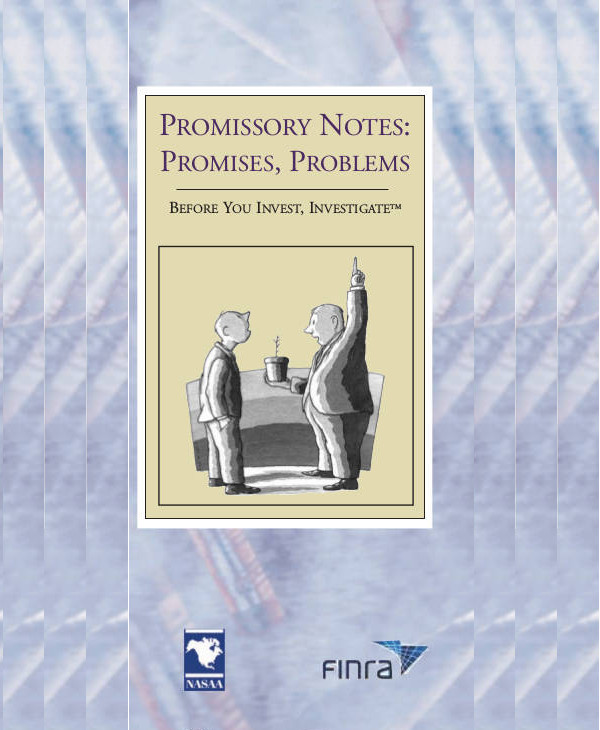 promissory notes promises and problems