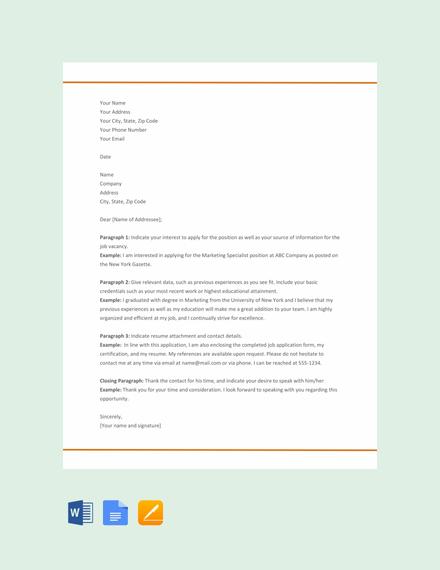 resume cover letter format2