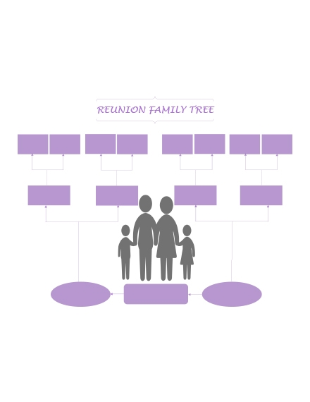 reunion family tree template slider1