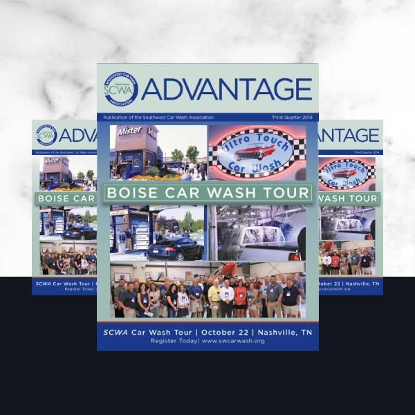 scwa car wash tour flyer