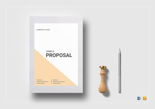 53 Proposal Templates And Examples Pdf Word Pages
