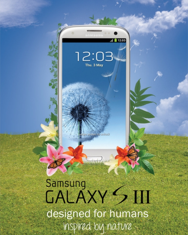 samsung galaxy advertisement poster1