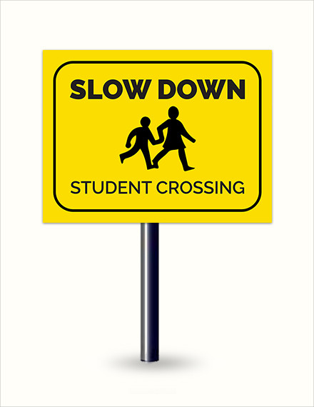 school sign template1