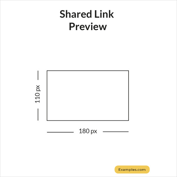 shared link preview
