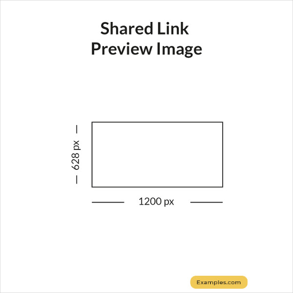 shared link preview image