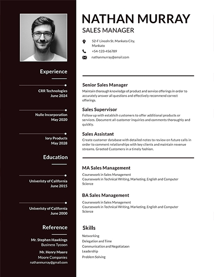 14 Simple Resume Examples Templates In Word Indesign Publisher Pages Photoshop Illustrator Examples