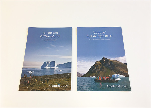 Travel Artic Adventures Brochures