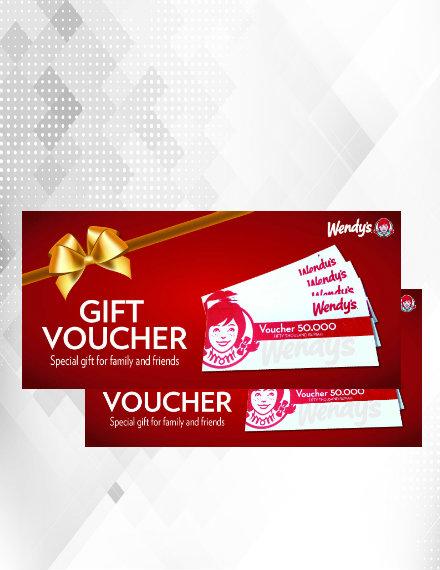 wendys gift voucher