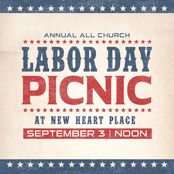 westgate chapel labor day poster design