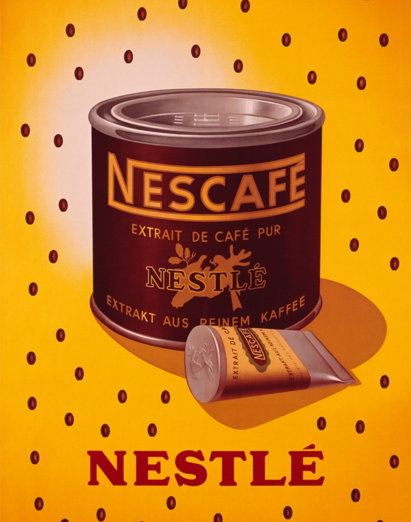 nestle poster example