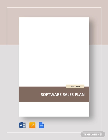 software sales