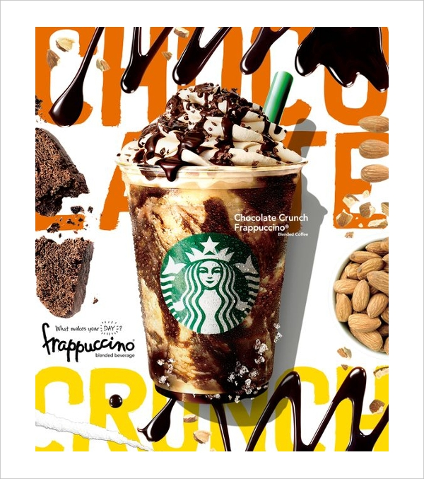 starbuck poster example