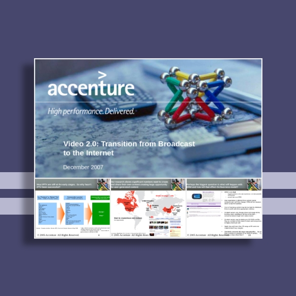 accenture company overview presentation
